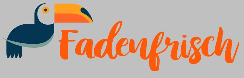 Fadenfrisch - Stickdateien & Stickdesign-Logo