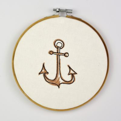 Embroidery design Naval Anchor - Download embroidery file by FADENFRISCH